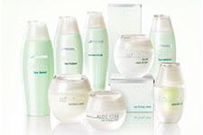 Aloe Vera Kosmetikprodukte