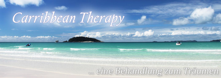 Carribbean Therapy - Entspannte Behandlung zum Träumen