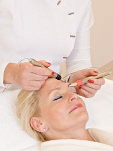 Face Forming Behandlung gegen verspannte Muskeln