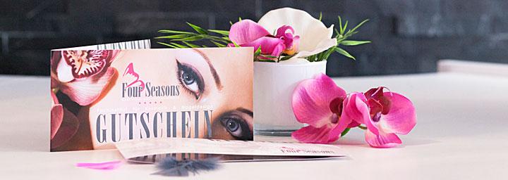 Kosmetikstudio Gutschein schenken