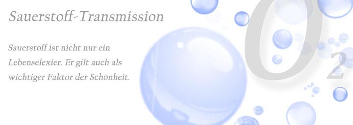Sauerstoff Transmission Intensive Behandlung