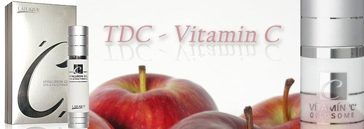 TDC und Faltenfüller - Vitamin C