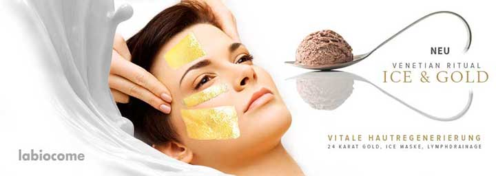 Gesichtsbehandlung Venetian Ritual für Hautregeneration