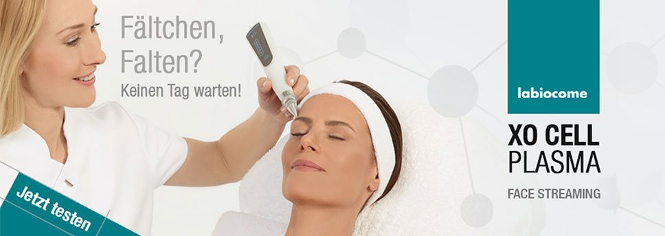 Cell Plasma Kosmetik-Behandlung Face Streaming